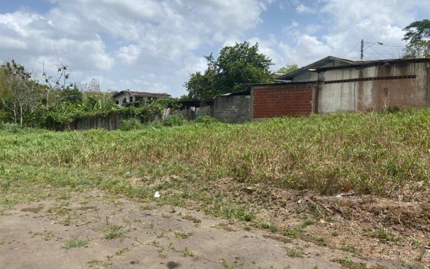 Gasparillo Residential Plot- FOR SALE