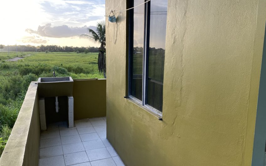 Debe Unfurnished Apartment – FOR RENT